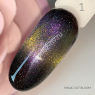 Гель-лак Bloom 8 мл Magic CAT №01