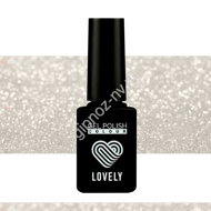 Гель-лак Lovely №136, 7ml