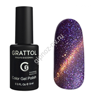Гель-лак Grattol Color Gel Polish  Magic 002 Indigo 9мл