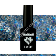 Гель-лак Lovely Burlesk №BL09, 7 ml