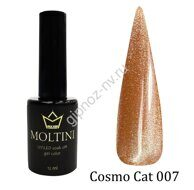 "Гель-лак Moltini ""Cosmo Cat"" 007 12 мл"