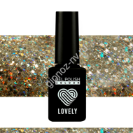 Гель-лак Lovely Burlesk №BL05, 7 ml