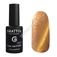 Гель-лак Grattol Color Gel Polish  Magic 006 Gold 9мл