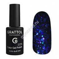 Гель-лак Grattol Color Gel Polish Mirage 01 9мл