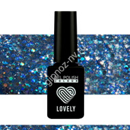 Гель-лак Lovely Burlesk №BL04, 7 ml