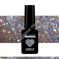 Гель-лак Lovely Burlesk №BL03, 7 ml