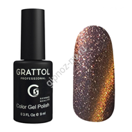Гель-лак Grattol Color Gel Polish  Magic 005 Coffee 9мл
