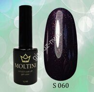 "Гель-лак Moltini ""Shine"" №S060 (12 мл)"
