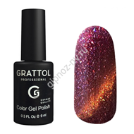Гель-лак Grattol Color Gel Polish  Magic 007 Ruby 9мл