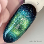 Гель-лак Bloom 8 мл Magic CAT №02
